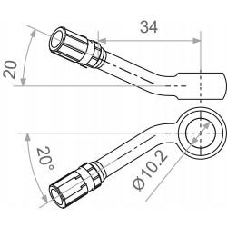 Połączenie śrubowe TRW Vario MV10B40