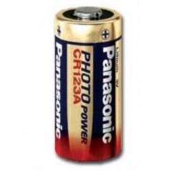 Bateria Panasonic CR123A LOUIS