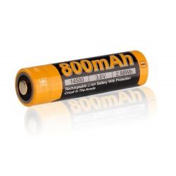 FENIX Bateria akumulatorowa  14500 ARB-L14-800 3,6v / 800mAh