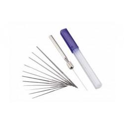 Zestaw rozwiertaków 0,6-1,9mm