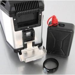 Uchwyt na zapasowy kanister do kufrów bocznych HEPCO & BECKER XPLORER