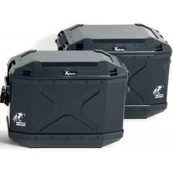 Kufry motocyklowe boczne HEPCO&BECKER XPLORER 30L