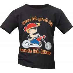 Koszulka motocyklowa dziecięca LOUIS