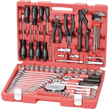 Komplet narzędzi ROTHEWALD - 122 części
