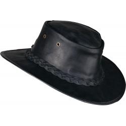 Kapelusz skórzany BARMAH HATS