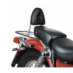 Motocyklowe oparcie z bagażnikiem HEPCO & BECKER do HONDA / CA / 125 / S
