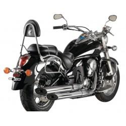 Motocyklowe oparcie pasażera HEPCO & BECKER do SUZUKI / M / 800 / INTRUDER