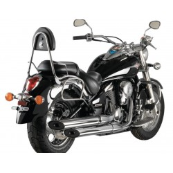Motocyklowe oparcie pasażera HEPCO & BECKER do YAMAHA / XVS / 950
