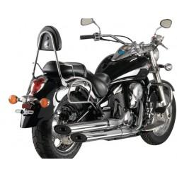 Motocyklowe oparcie pasażera HEPCO & BECKER do YAMAHA / XVS / 1100