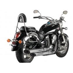 Motocyklowe oparcie pasażera HEPCO & BECKER do KAWASAKI / VN / 900