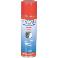 Silikonowy spray PROCYCLE, 300ml