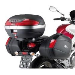 Stelaż motocyklowy kufra centralnego GIVI CAM-SIDE do SUZUKI INAZUMA