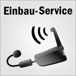 Usługa instalacji systemu komunikacji do kasków