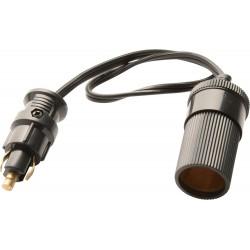Adapter małego gniazdka zapalniczki samochodowej BAAS
