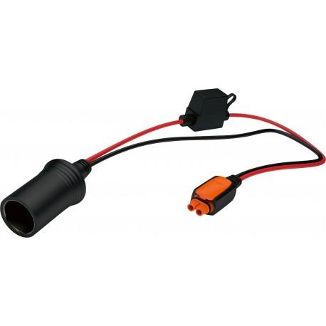Kabel CTEK Comfort Connect z gniazdem zapalniczki
