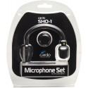 Mikrofon do interkomów motocyklowych CARDO SCALA RIDER SHO-1 Cardo SHO-1, SMARTPACK / PACKTALK  i FREECOM