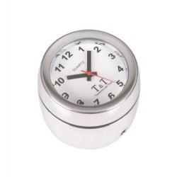 Zegarek analogowy T&T BULLET na kierownicę motocyklową