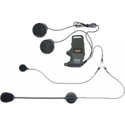 Zestaw słuchawkowy z mikrofonem SENA SMH10 dla motocyklisty