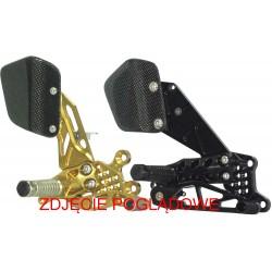 Podnóżki Sety GILLES TOOLING AS31 do motocykla SUZUKI GSX-R/SV 600/650/750