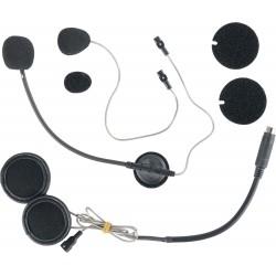 Słuchawki ALBRECHT z kablem do kasku motocyklowego