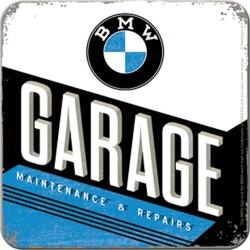 """Podstawka pod kubek BMW """"GARAGE"""" dla motocyklisty"""