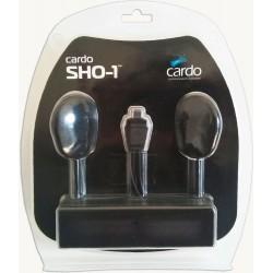Zestaw głośników CARDO SHO-1 dla motocyklisty, 2 głośniki w zestawie