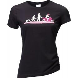 Koszulka motocyklowa EVOLUTION LADY