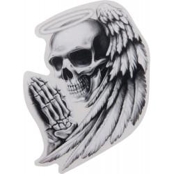 Naklejka Lethal Threat skull angel mini