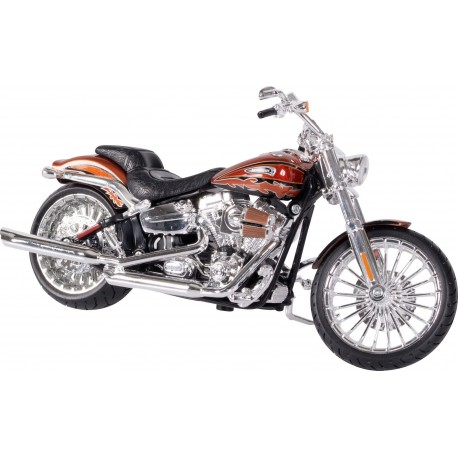 Model motocyklowy Harley Davidson 2014 CVO