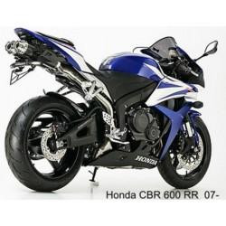 Tłumik motocyklowy SHARK TRACK 1000 do HONDA CBR 600 RR