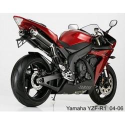 Tłumik motocyklowy SHARK TRACK 1000 do YAMAHA YZF-R1
