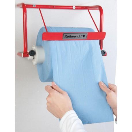 Stojak ścienny Rothewald na ręczniki papierowe