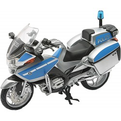Model motocykla BMW R 1200 RT Police 1:12