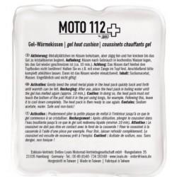 Ogrzewające poduszki żelowe MOTO 112