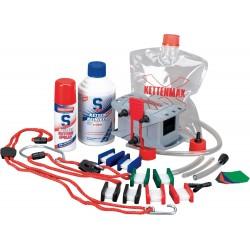 Zestaw Kettenmax Premium do czyszczenia łańcucha