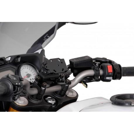 Uchwyt QUICK-LOCK SW-MOTECH na nawigację GPS do HONDA CB 500/600/1000/ SUZUKI GLADIUS