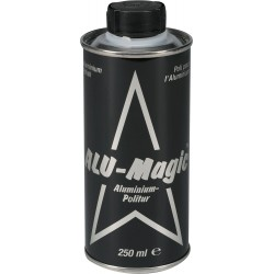 Politura do elementów aluminiowych ALU-MAGIC 250ml