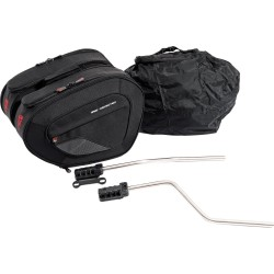 Zestaw toreb bocznych do HONDA CBF 600 S '08- QUICK-LOCK SPORT SW MOTECH