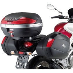 Stelaż motocyklowy kufra centralnego GIVI CAM-SIDE do BMW R 1200 GS
