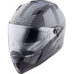 Kask motocyklowy integralny CABERG STUNT Blizzard Anthracite