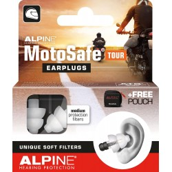 Stopery do uszu ALPINE MOTOSAFE