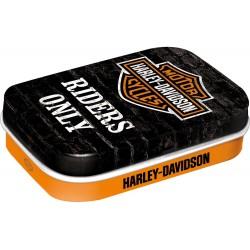 "Cukierki HARLEY DAVIDSON ""Drivers Only"""