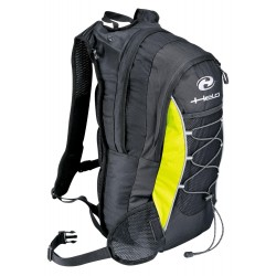 Plecak HELD BLACK/NEON