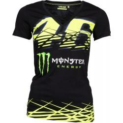 Koszulka dla motocyklistki Valentino Rossi VR46 damska