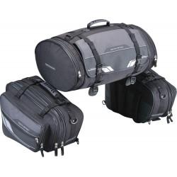 MOTO-DETAIL Zestaw toreb motocyklowych Uniwersalny 40 litrów