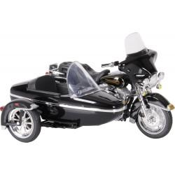 Model motocykla HARLEY DAVIDSON 1998 ELECTRA GLIDE FLHT, sklala 1:18