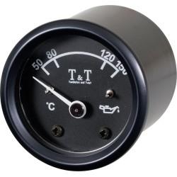 Elektroniczny wskaźnik temperatury oleju T&T
