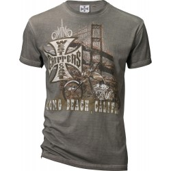 Koszulka motocyklowa BRIDGE