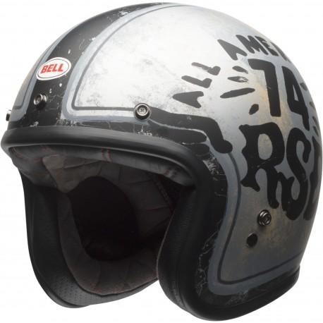 Kask motocyklowy BELL 500 SE RSD 74