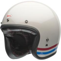 Kask motocyklowy BELL CUSTOM 500 STRIPES
